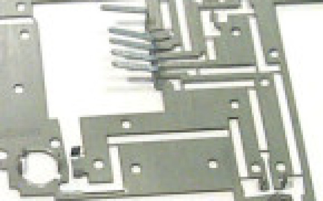 stamping, bulb mounting plate