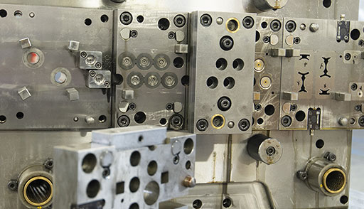 tooling industrial part manufacturer