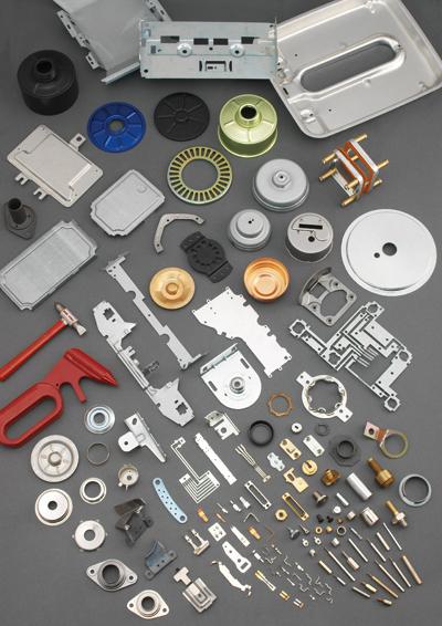 Conception pièce industrielle, BE pièce métal