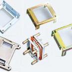 découpage, assemblage cadre transformateur électrique