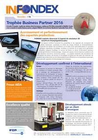 Newsletter FONDEX 2016