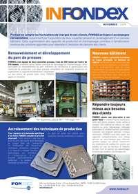 Newsletter FONDEX 2014