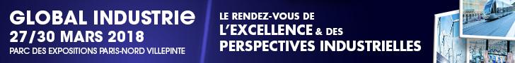 Fondex Midest global industrie Paris 2018