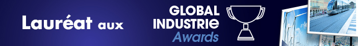 Fondex lauréat Global Industrie réalisation exemplaire