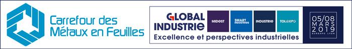 Global Industrie 2019, Carrefour des Métaux en feuilles Fondex