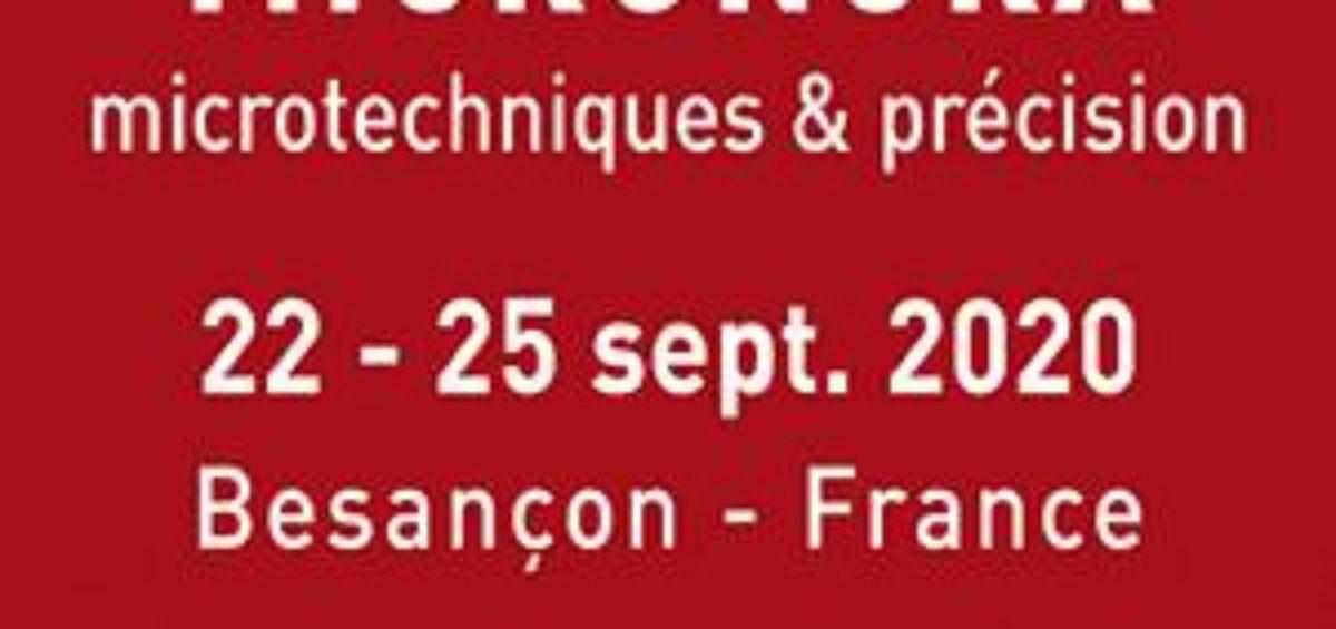 Fondex Micronora 2020 Besançon France